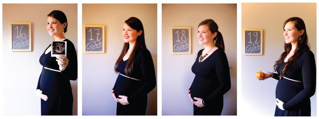 16 thru 19 Weeks Pregnant