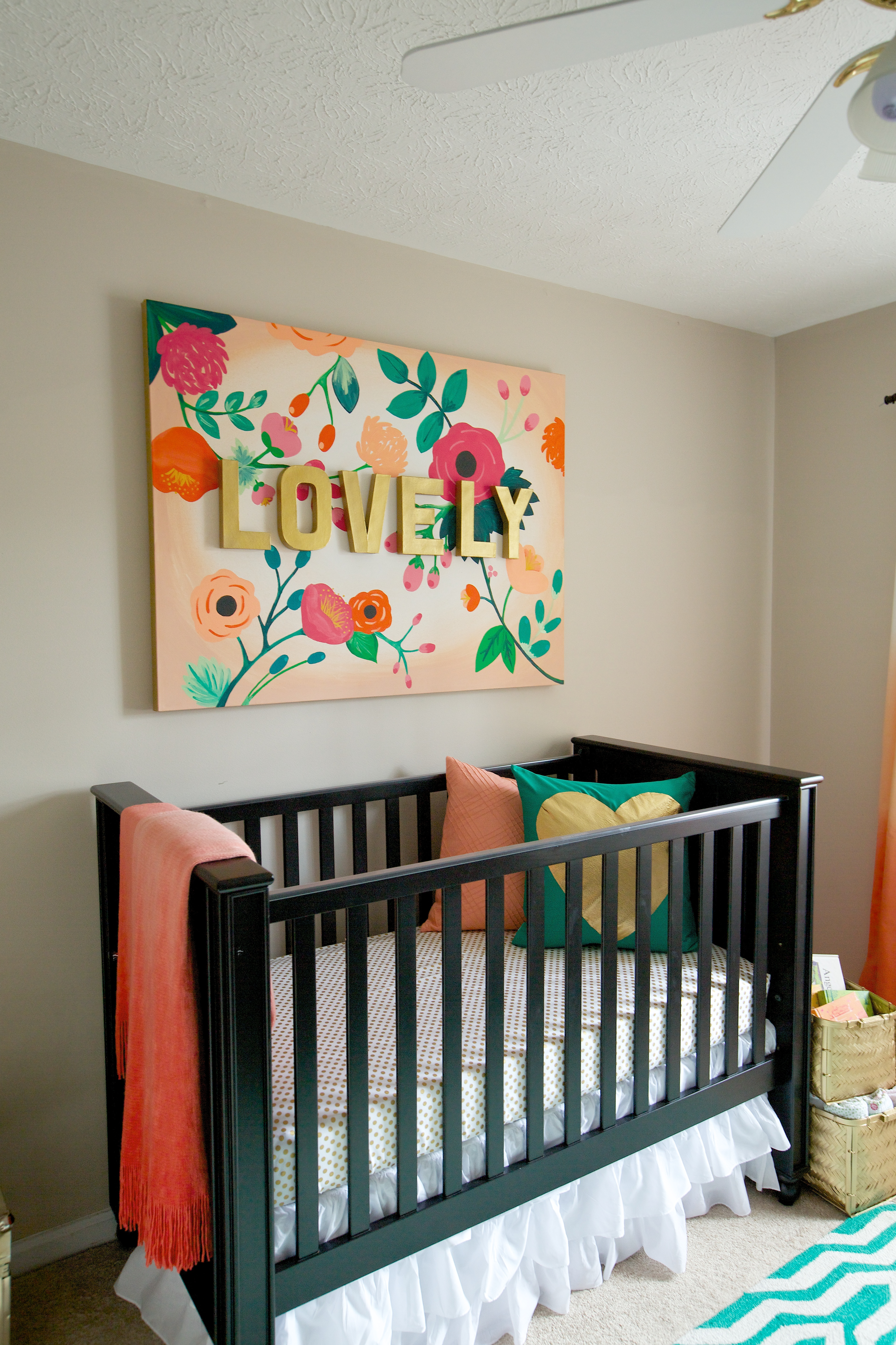 And Finally The Nursery Reveal Funny Beautiful