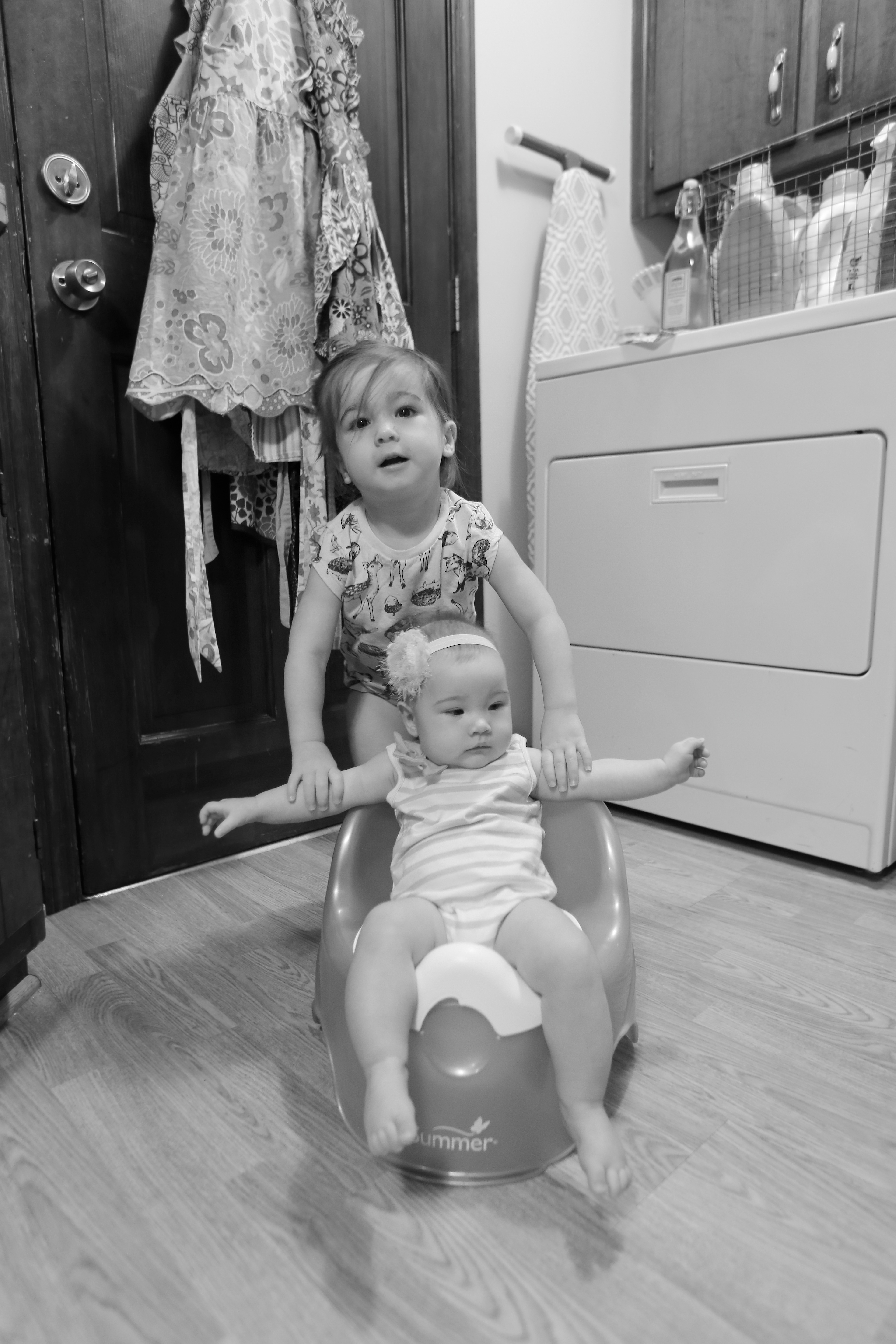 A Perfect Lily: pouting, pregnancy, and potty training, OH MY