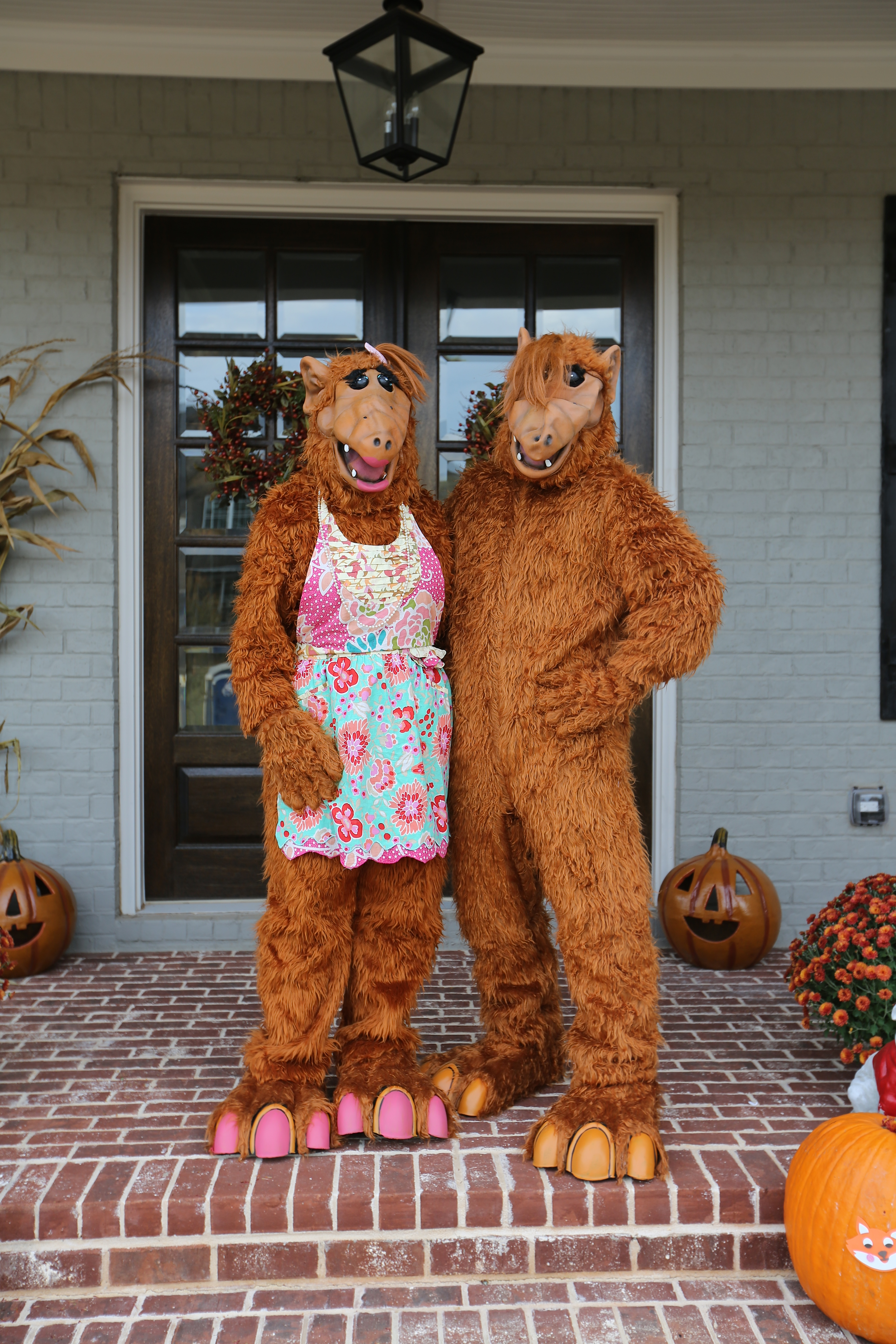 Two People Costumes For Halloween