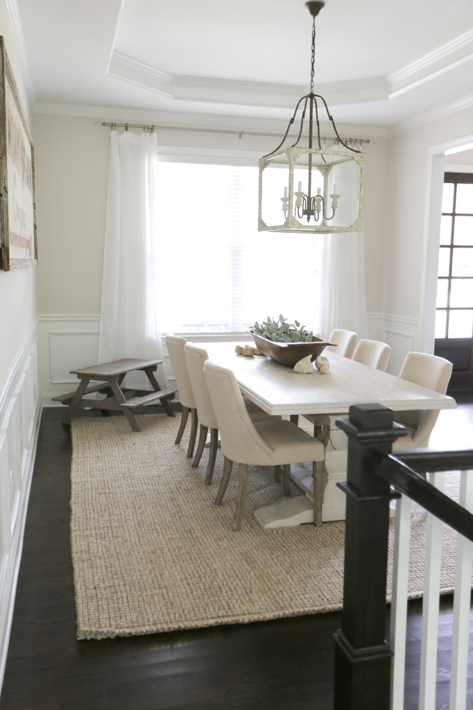 House Tour: Half a Dining Room ;)