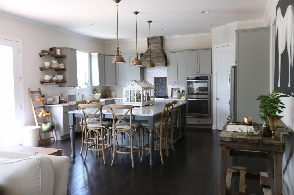 House Tour: Kitchen (with Some To-Dos Left on the List)