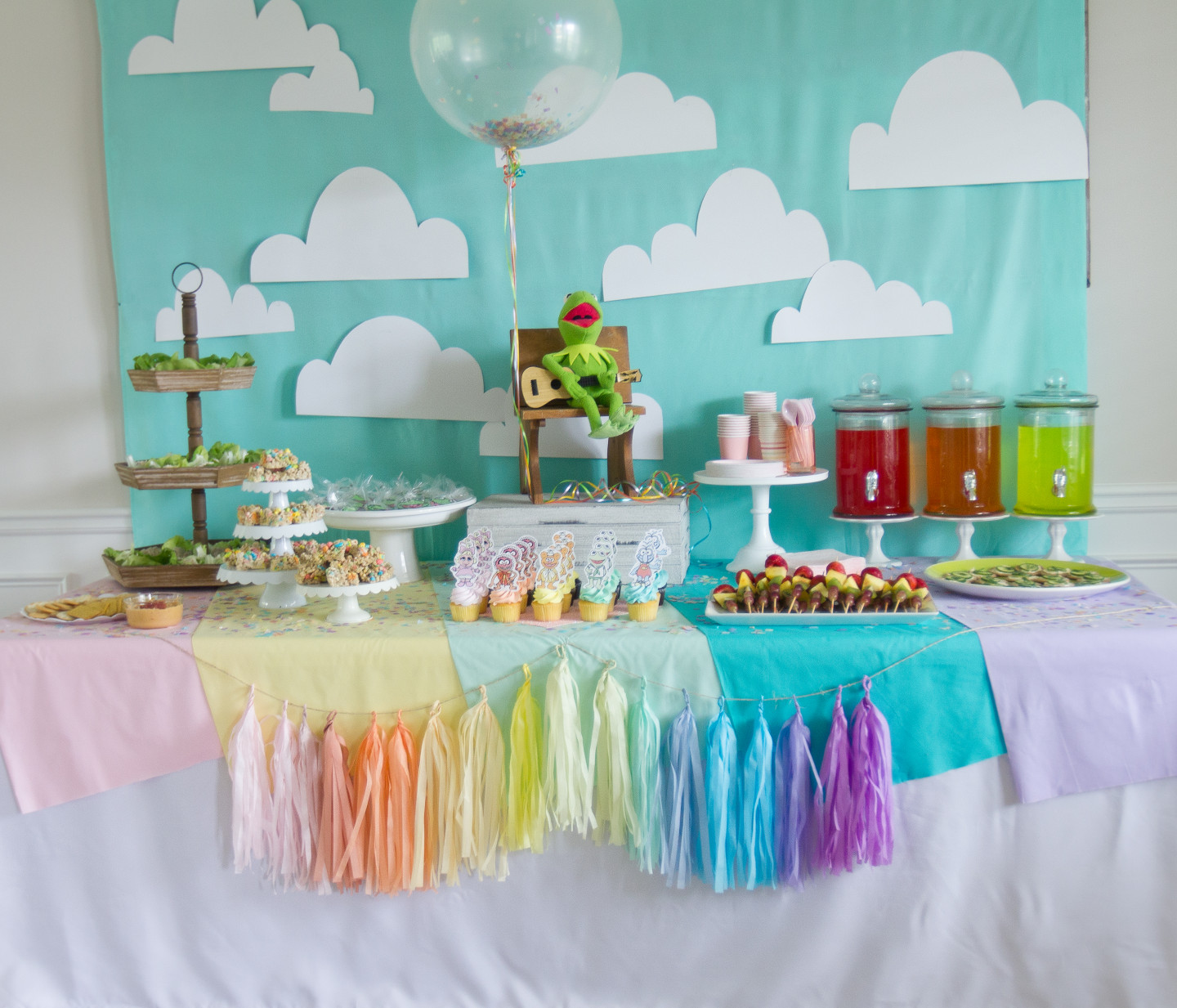 A Shower Fit for a (Muppet) Baby