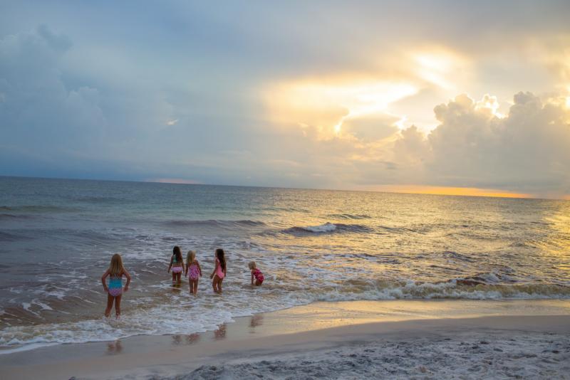 Girls Just Wanna Have Fun (Watersound Beach Trip 2018)