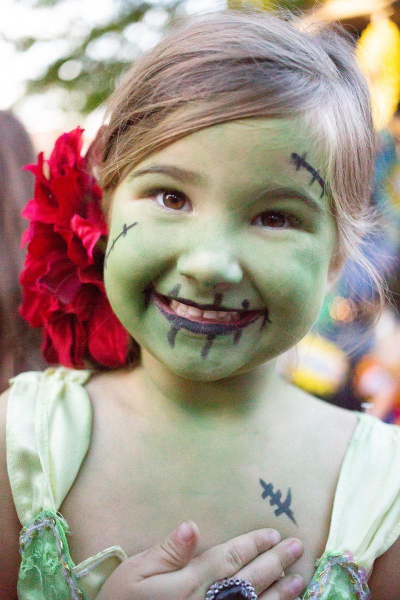 The Life of Frankenstein (Preschool Trunk or Treat 2018)