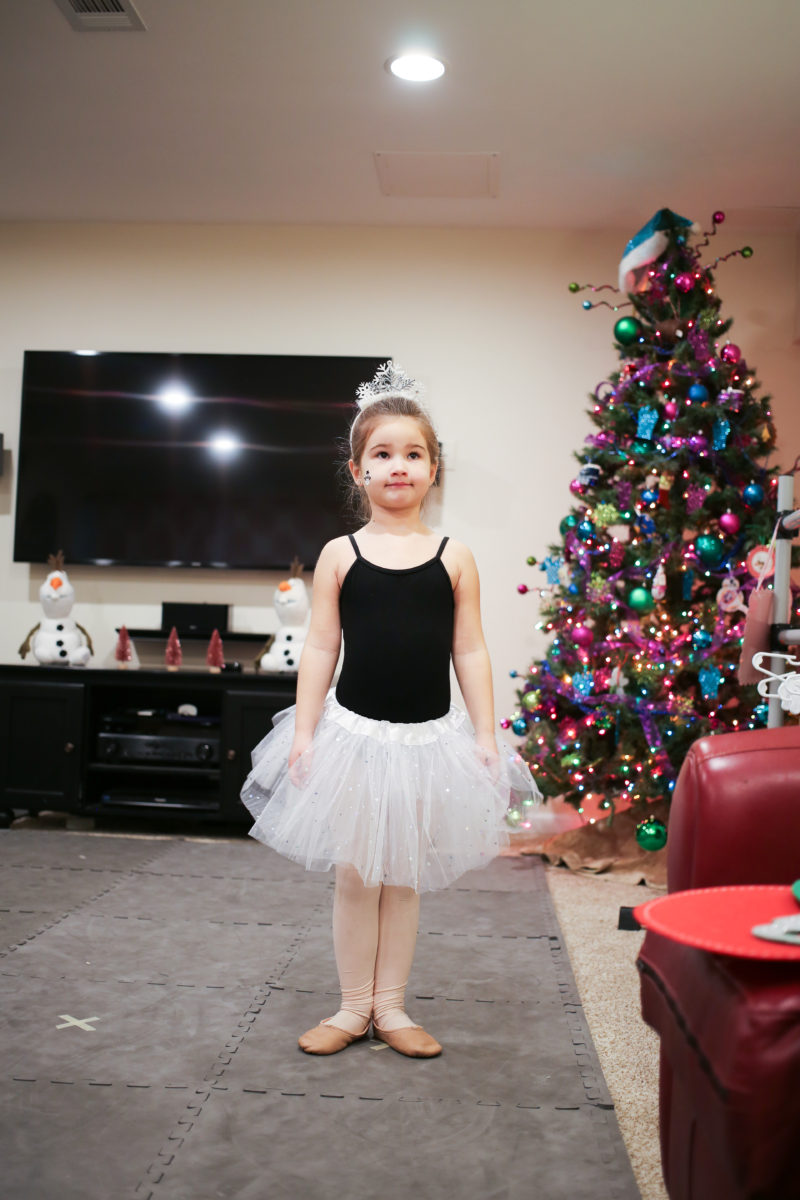 Cricket's First Ballet Recital!
